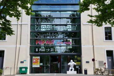 Les grands noms du POP ART s'exposent à Montélimar