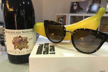 Vision Unik & Carven ont fêté le Beaujolais Nouveau