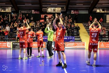 Une première victoire pour le Valence Handball en play-offs