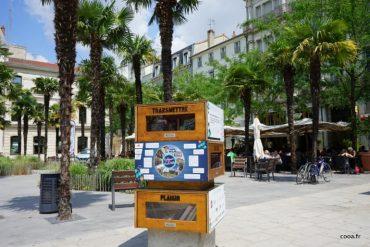 Valence à enfin sa première ruche à livre