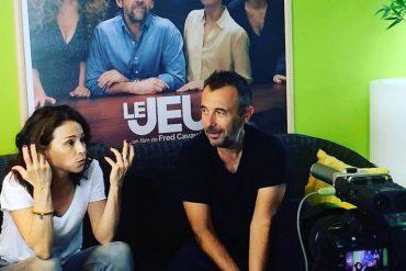 Rencontre avec Suzanne Clément et Fred Cavayé