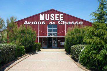 Le Musée Européen de l'Aviation de Chasse
