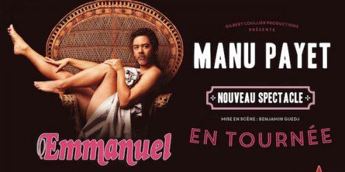 Manu Payet @ Théâtre Les Cordeliers | Romans-sur-Isère | Auvergne-Rhône-Alpes | France