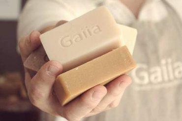 Gaiia, les savons à froid Drômois