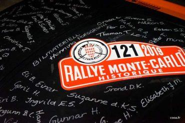 Le rallye Montre-Carlo Historique 2019 à tenu toutes ses promesses