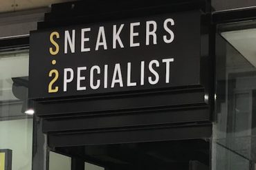 S2 Sneakers Specialist Valence