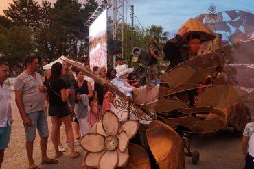 Inauguration du parc de l'Ile Girodet de Bourg les Valence