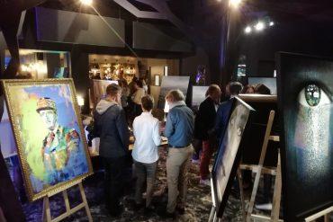 Une belle soirée de présentation de la capsule #3 Dream de Art By Celine