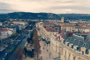 Le centre de Valence #1
