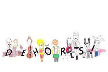 Retour en dessins sur le festival Dehors