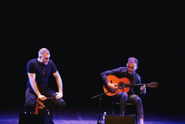 Pepe Fernàndez dévoile en live une partie de son second album