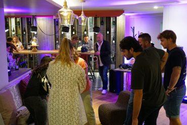 L'hôtel Mercure met à l'honneur le vin et la musique lors des soirées OENO MIX