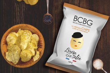 BCBG, le leader de la chips cuite au chaudron, produit dans un petit village ardéchois